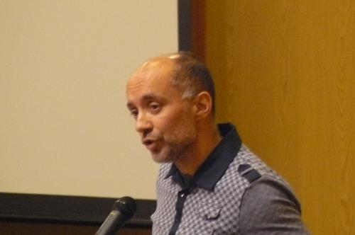 Pedro Avero Delgado, decano de la Facultad de Psicología de la ULL